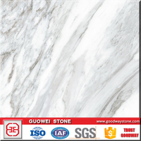 High-standard quality white marble