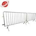 Steel crowd control metal barrier for sale