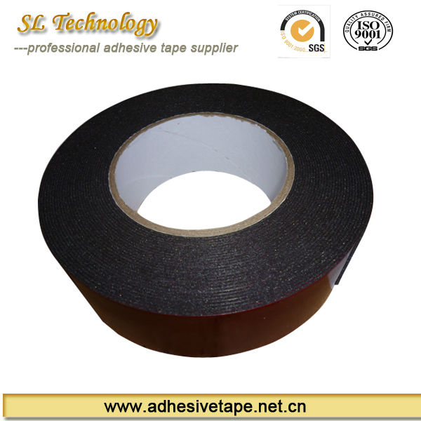heat resistant high adhesion double sided IXPE tape for cars
