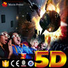 Much suitable for both children and adults 5d theater games give you special enjoy
