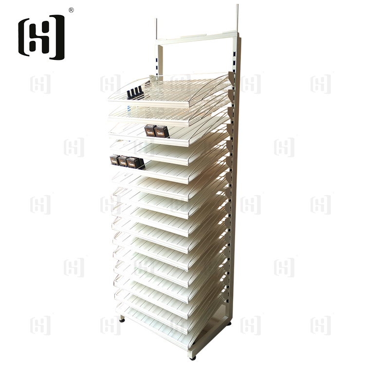 Wholesale custom metal nail polish display rack