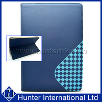 Blue Color PU Leather Tablet Case For iPad Mini
