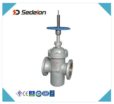 High Quality WCB Parallel Seat Through Conduit Gate Valve