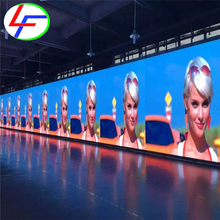 leddisplay full color p3 module p6 indoor led display remote control