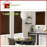 China make wood blind/practical wooden window blinds/wooden house