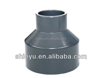 "pvc pipe fittings reducing coupling 1-1/2""*1/2"""
