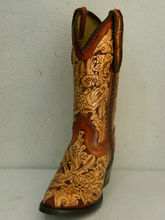 Thigh high X SHARP TOE 33 to 35 inches tall boots or any other height custom made to your size