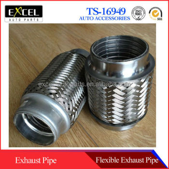 "dia 3"" Stainless Steel Auto Exhaust flex Pipe"