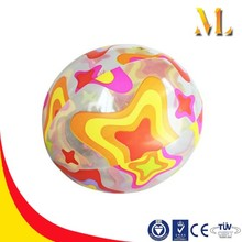 20'' pvc beach ball inflatable ball outdoor ball toys