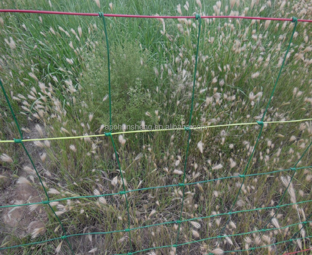 Stocking Fence Cattle Field Fence Grassland Fence