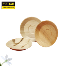 eco friendly areca palm leaf disposable plates