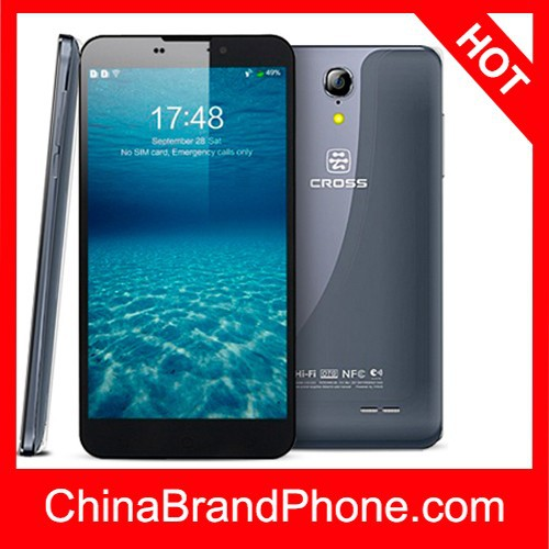 Umi Cross 32GB 3G Phablet, GPS + AGPS, Android 4.2, MTK6589T 6.44 inch FHD Smart Phone