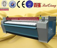 New design complete ironing machine for commercial
