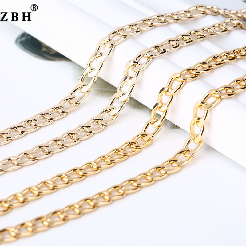 Decorative Fashion Jewelry <strong>Chain</strong> Gold Metal <strong>Chain</strong> For Bag Accessory