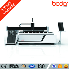 Cut 16mm carbon steel 8mm stainless steel 5mm aluminum 2000w laser cutting machine