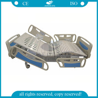 AG-BY003 anti rust electric 5 function ICU hospital recovery beds