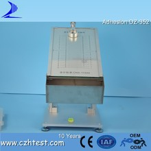 Rolling Distance Tape Initial Adhesion Tester For Steel Ball