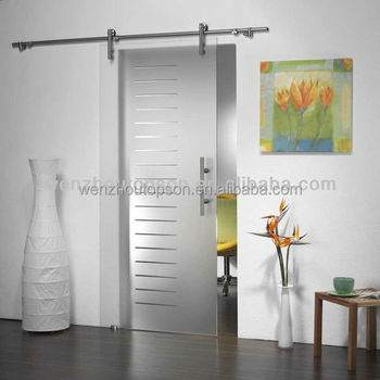 Interior Glass Sliding Door/Sliding Barn Door Hardware
