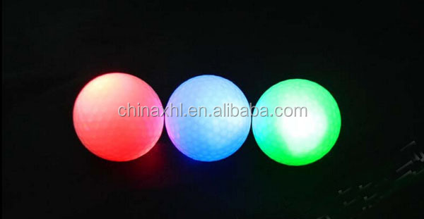Promotional Gift Led Flashing Golf Ball Factory Led Golf Ball