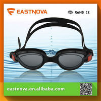 China supplies SW006 swimming black simple type safety goggles for kids