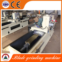 hot sale Straight Knife Grinder,oscillating knife cutting machine,high power edge knife sharpening machine laser