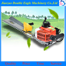 Best selling mini 22.5CC gasoline single blade hedge trimmer/Tea tree pruning machine