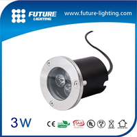 3w Led Inground Light In Concrete Factory Offer IP67