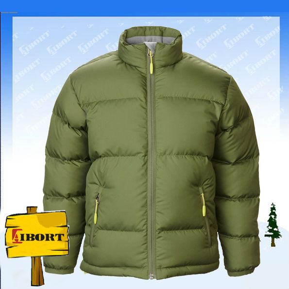 JHDM-1619 kids winter jackets/winter thick down jacket
