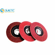 flexible flap disc high quality for metal/wood/stone/glass/furniture/stainless steel