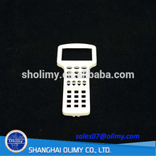 ABS remote control plastic cover by injection moulding
