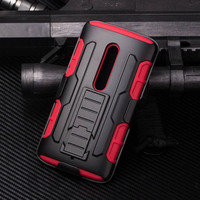 2016 Best Selling mobile phone Cover Armor Impact Holster Belt Case For motorola moto x Play,For Moto x Play Case Cover