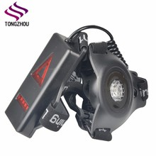 Outdoor sports Light Night Running Warning Light LED Run light connected use for Built-in Rechargeable Battery Charging