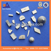 P20 P30 cemented carbide welding tips