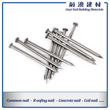 Q195 or Q235,Iron Material common nail iron nail factory