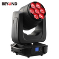 Supper beam light guangzhou lighting factory prices 7 x 40w led wash moving head light zoom