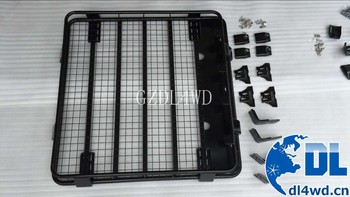 2014 High quality RRS-5 4*4 OFF ROAD Land cruiser Roof rack for car