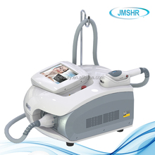 professional shr+ ipl and laser hair lose treatment machine for beauty and home use