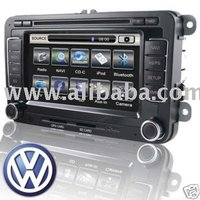 Special Double Din DVD and GPS for VW and Skoda