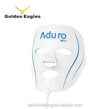 Aduro home use led light therapy mask