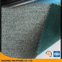 YINI high quality T/C polyester cotton mesh interlock dye knit fabric