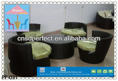 2016 bright colored outdoor furniture