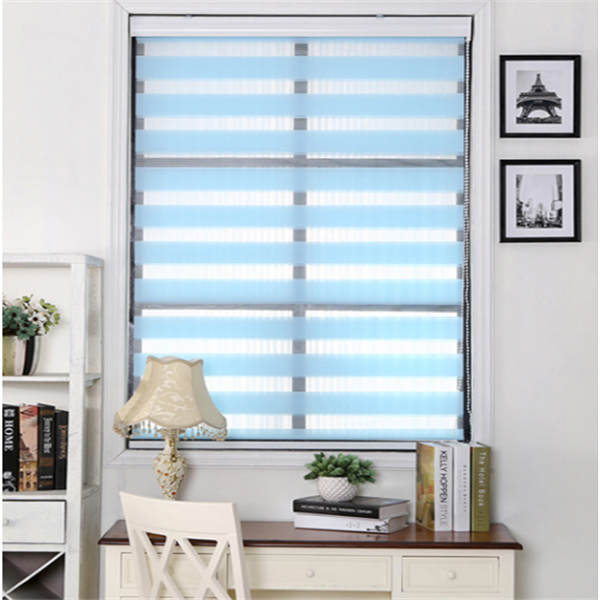 cheap wholesale fabric pvc zebra roller blinds
