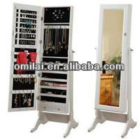 Modern jewelry armoire from omilai
