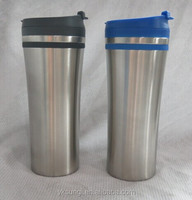 2015 new 160Z stainless steel and plastic tumbler thermos