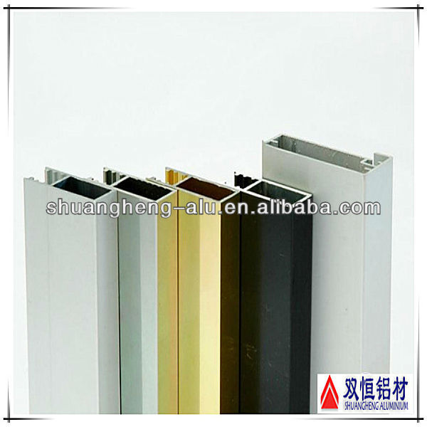 Aluminum sliding door kits/Aluminum wooden sliding door accessories