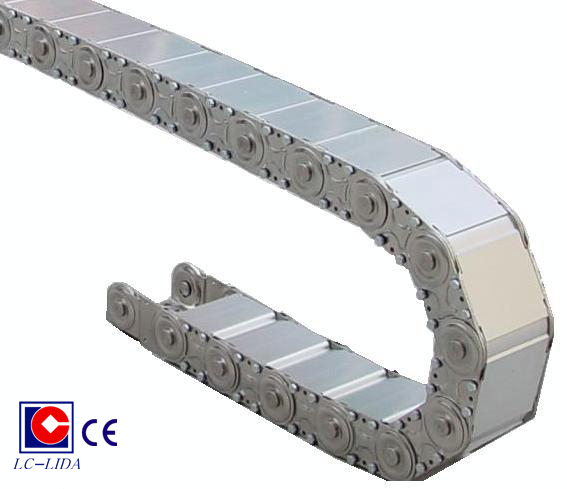 Flexible Wire Track : Tl type flexible steel cable track buy