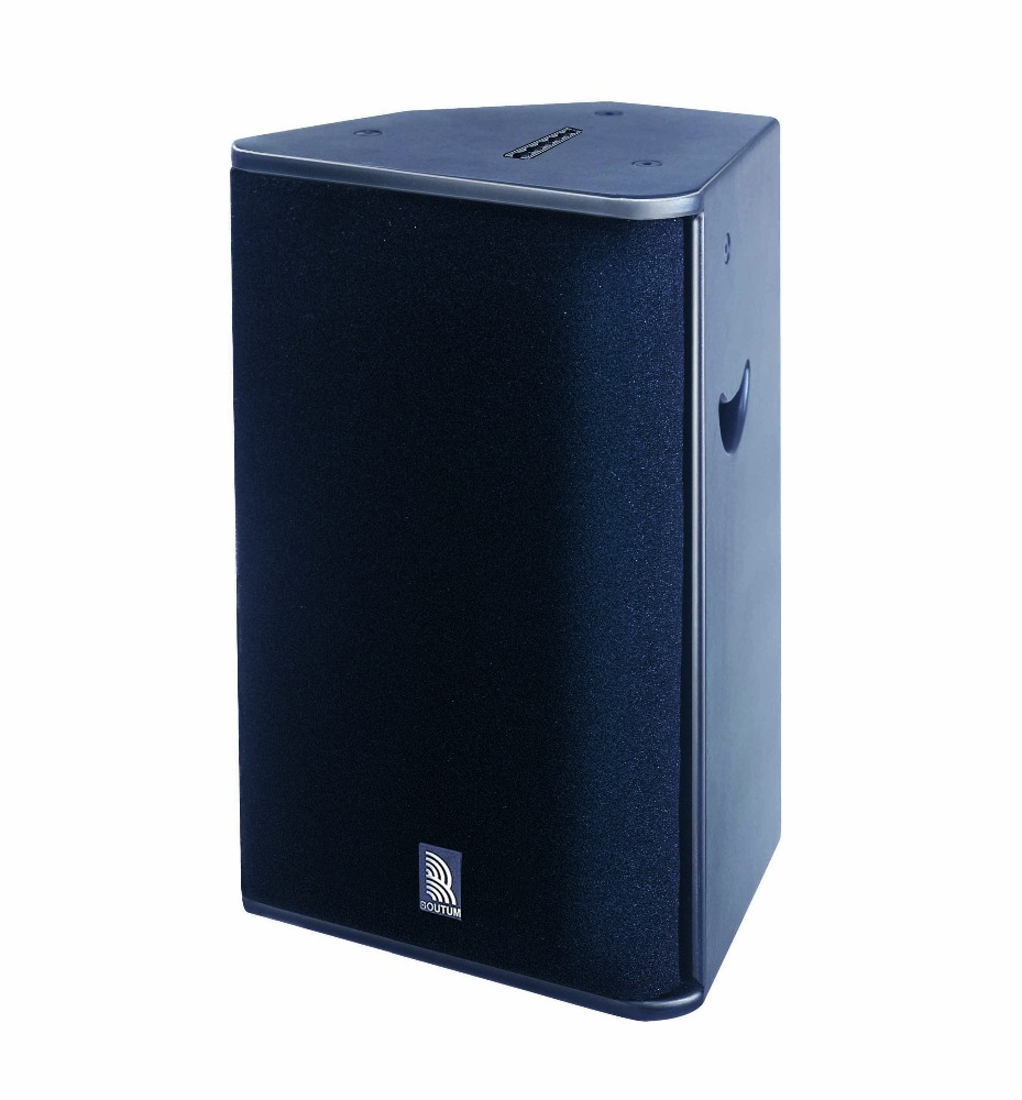 "boutum 400W 15 inch hot sale speakers professional 15"" conference dj pa loudspeaker"