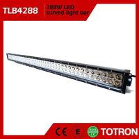 TOTRON Super Quality Waterproof High Quality Ip68 Led Light Bar Off Road Go Karts For Sale