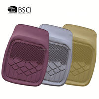 BSCI Audited 5 Pieces Easy Clean Car Mat