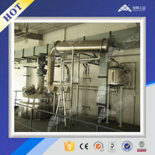 Industrial batch alkyd resin reactor
